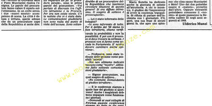 <b>29 Gennaio 1984 Stampa: Corriere della Sera</b>