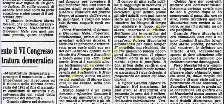 <b>30 Gennaio 1984 Stampa: Corriere della Sera</b>