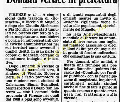 <b>3 Agosto 1984 Stampa: Corriere della Sera</b>