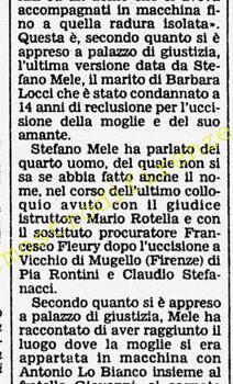 <b>6 Settembre 1984 Stampa: Corriere della Sera</b>