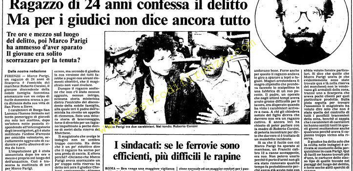 <b>25 Agosto 1984 Stampa: L'Unità</b>