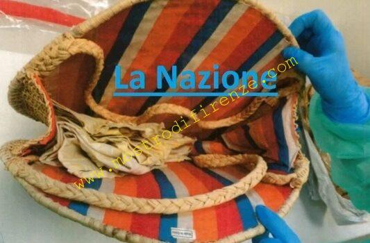 <b>1 Agosto 1984 La borsa trovata nella perquisizione di Salvatore Vinci</b>