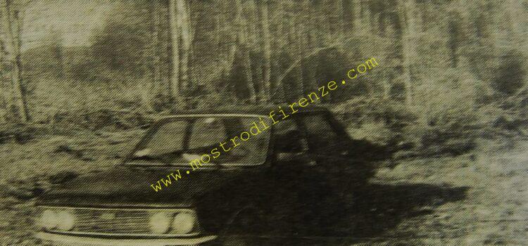 <b>22 Gennaio 1984 Scoperta dei corpi di Graziella Benedetti e Paolo Riggio</b>