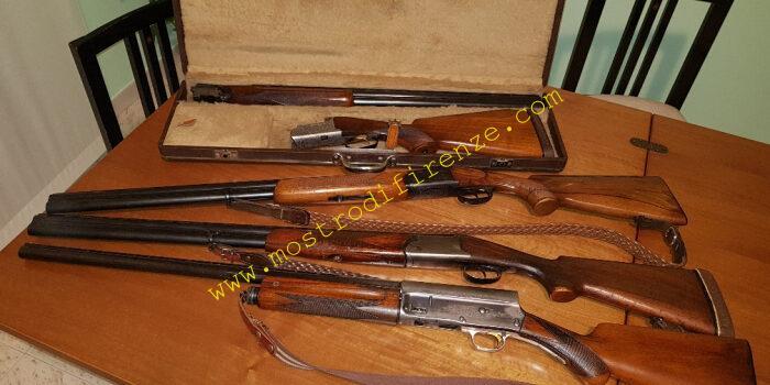 <b>8 Giugno 1982 Furto di armi da fuoco</b>