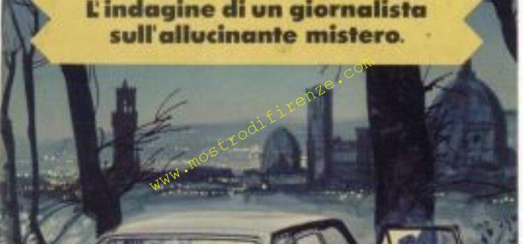 <b>19 Maggio 1983 Il Mostro di Firenze di Mario Spezi</b>