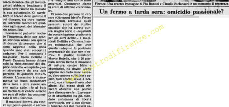 <b>1 Agosto 1984 Stampa: La Stampa</b>