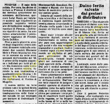 <b>3 Agosto 1984 Stampa: La Stampa</b>