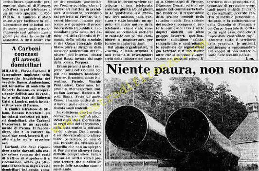 <b>5 Settembre 1984 Stampa: La Stampa</b>