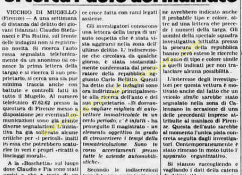 <b>7 Agosto 1984 Stampa: La Stampa</b>