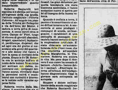 <b>18 Settembre 1983 Stampa: La Stampa</b>