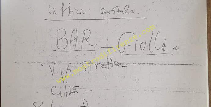 <b>30 Settembre 1985 Appunti privati di Luigi Napoleoni</b>