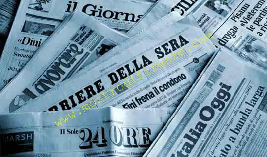 <b>19 Gennaio 2021 Stampa: La Nazione</b>