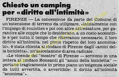 <b>15 Settembre 1983 Stampa: Stampa Sera</b>