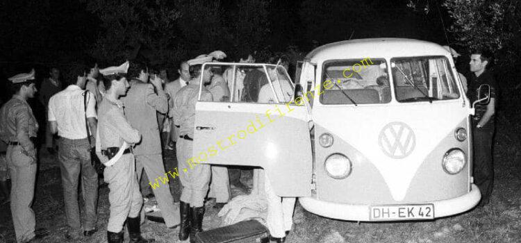 <b>10 Settembre 1983 Sopralluogo piazzola di Giogoli</b>