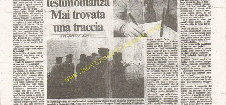 <b>1 Agosto 1984 Stampa: La Città</b>
