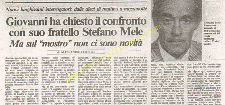 <b>10 Aprile 1984 Stampa: La Città</b>