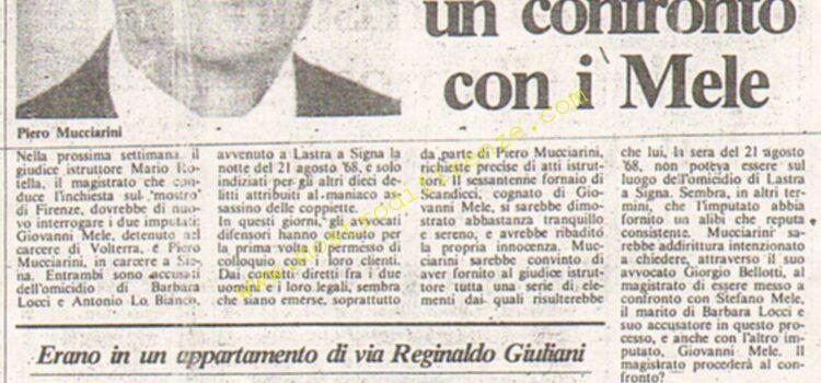 <b>2 Aprile 1984 Stampa: La Città</b>