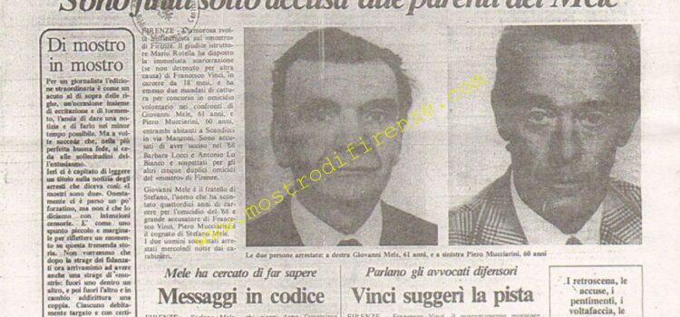 <b>27 Gennaio 1984 Stampa: La Città – Intervista a Mario Rotella</b>