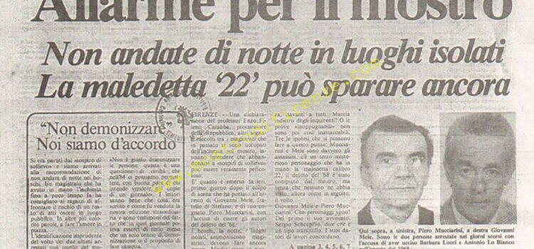 <b>28 Gennaio 1984 Stampa: La Città</b>