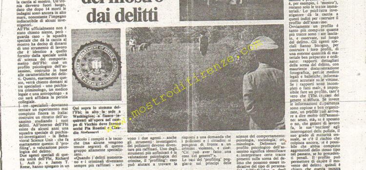 <b>3 Settembre 1984 Stampa: La Città</b>