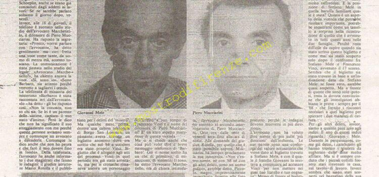 <b>31 Gennaio 1984 Stampa: La Città</b>