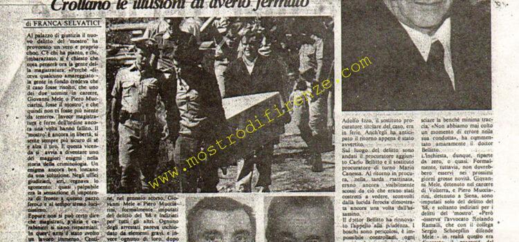 <b>31 Luglio 1984 Stampa: La Città</b>