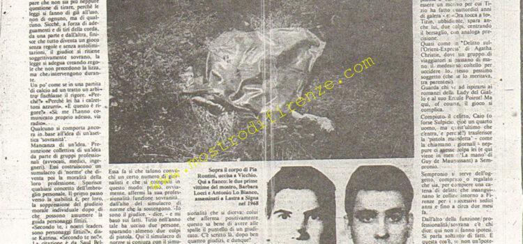 <b>6 Settembre 1984 Stampa: La Città</b>