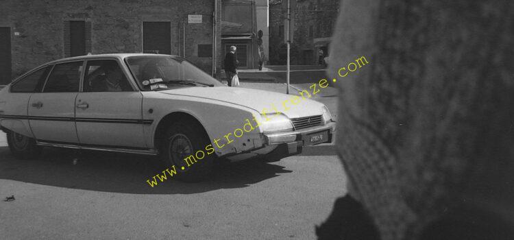 <b>8/9 Settembre 1985 Segnalazione automobile Francesco Narducci</b