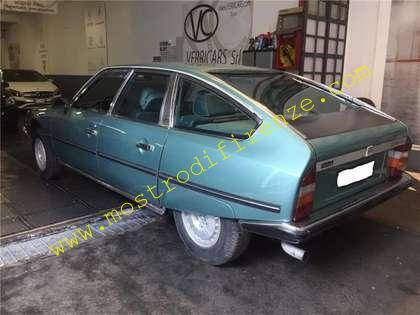 <b>2 Luglio 1985 Francesco Narducci acquista una Citroen CX</b>