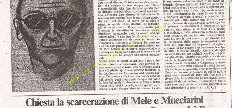 <b>5 Agosto 1984 Stampa: La Nazione</b>