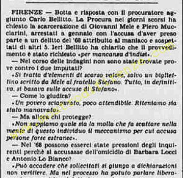 <b>12 Agosto 1984 Stampa: La Stampa</b