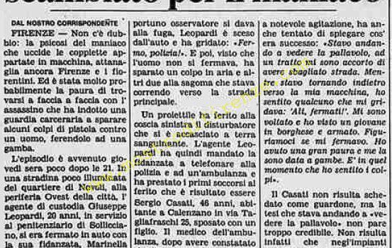 <b>13 Ottobre 1984 Stampa: La Stampa</b