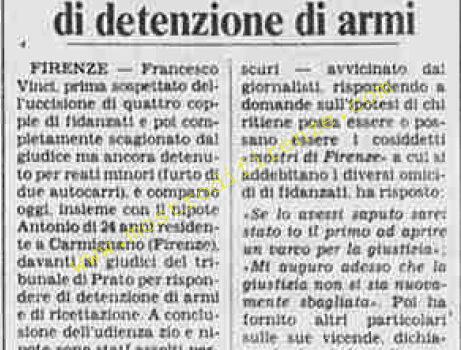 <b>14 Febbraio 1984 Stampa: La Stampa</b