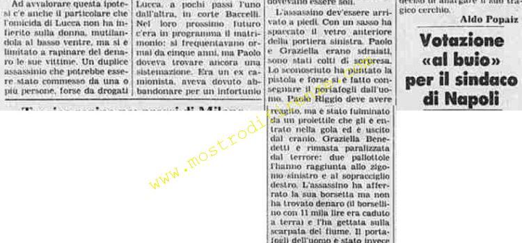 <b>24 Gennaio 1984 Stampa: La Stampa</b