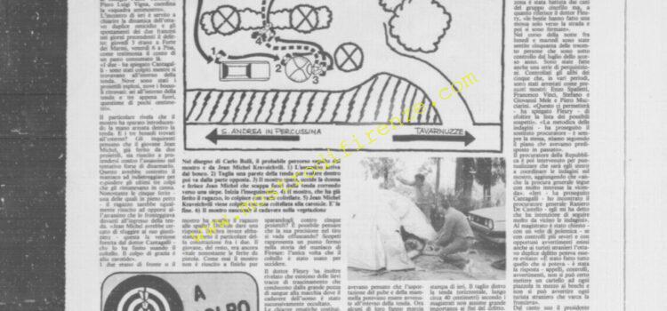 <b>11 Settembre 1985 Stampa: La Città</b>