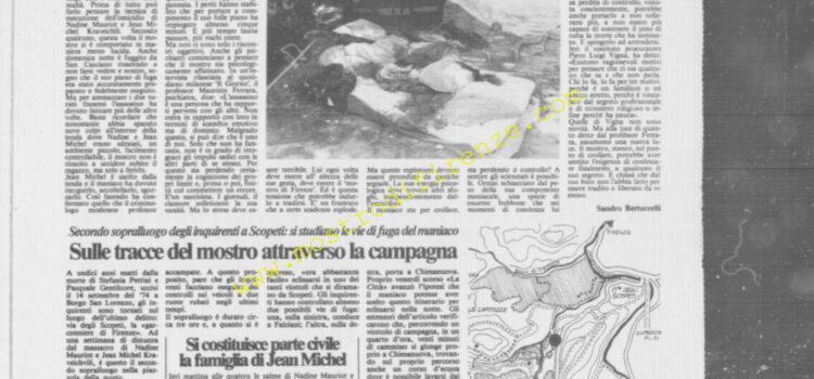 <b>16 Settembre 1985 Stampa: La Città</b>