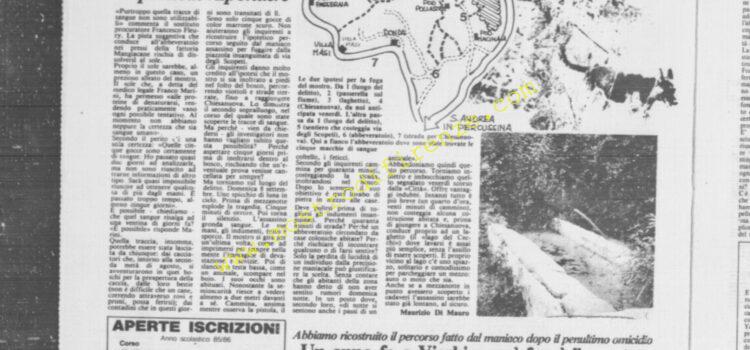 <b>17 Settembre 1985 Stampa: La Città</b>