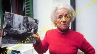 <b>15 Ottobre 1992 Relazione di servizio agenti SAM su Mariella Ciulli e Angiolina Manni</b>