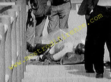 <b>13 Ottobre 1985 Corpo sul pontile: le autorità a Sant'Arcangelo</b>