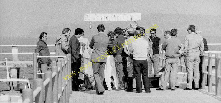 <b>13 Ottobre 1985 Il ritrovamento di un corpo nel lago Trasimeno</b>