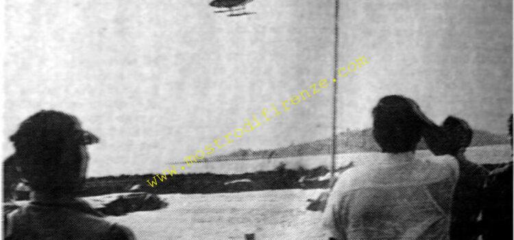 <b>13 Ottobre 1985 Discrepanza sull'orari di avvistamento del corpo</b>