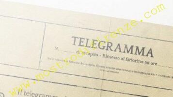 <b>14 Ottobre 1985 I dispacci di Francesco Trio al Ministero degli Interni</b>