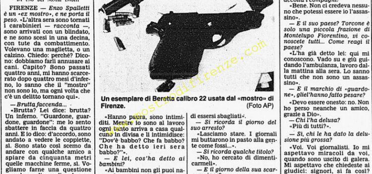 <b>12 Settembre 1985 Stampa: Corriere della Sera</b>