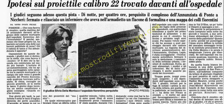 <b>29 Settembre 1985 Stampa: Corriere della Sera</b>