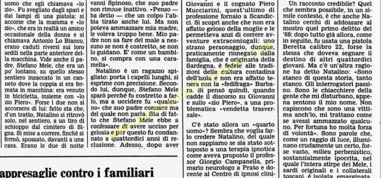 <b>13 Ottobre 1985 Stampa: Corriere della Sera</b>