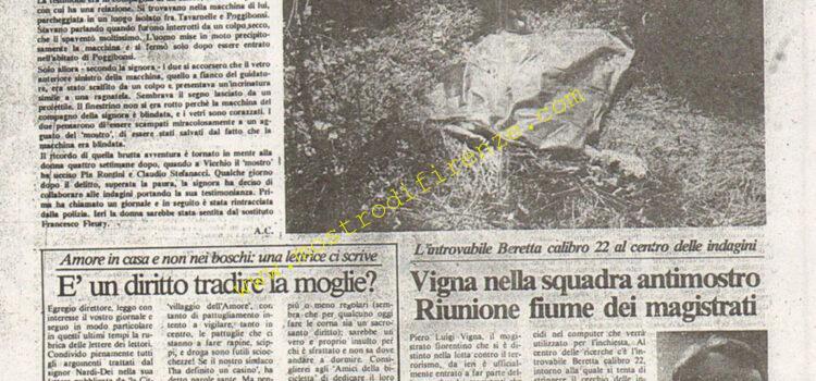<b>22 Agosto 1984 Stampa: La Città</b>