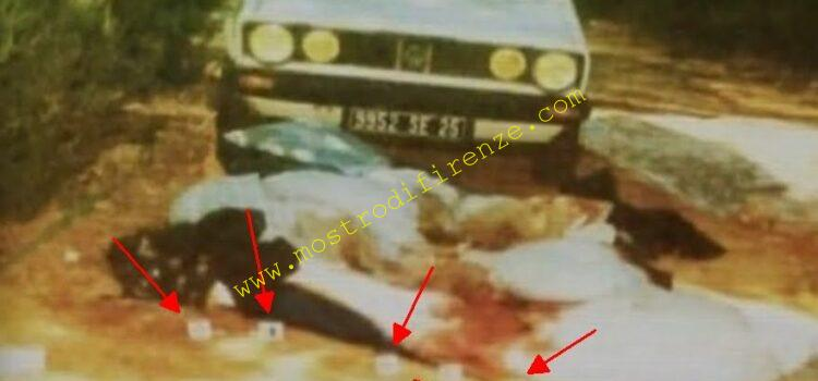 <b>9 Settembre 1985 I corpi di Nadine Mauriot e Jean Michel Kraveichvili: Foto</b>