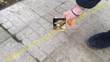 <b>26 Ottobre 1986 La fotografia di una vittima di piazza Giorgini</b>