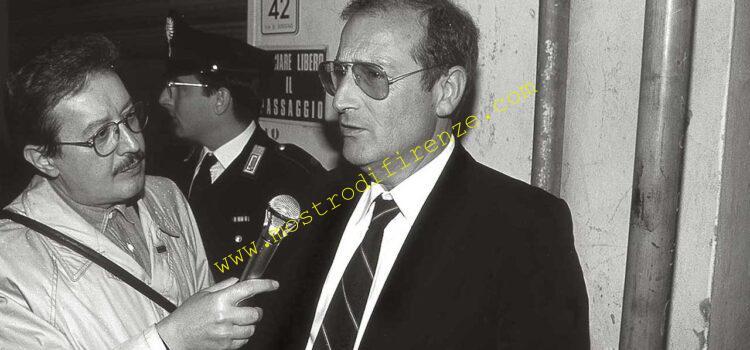 <b>10 Gennaio 1986 Ruggero Perugini prende il Comando della SAM</b>