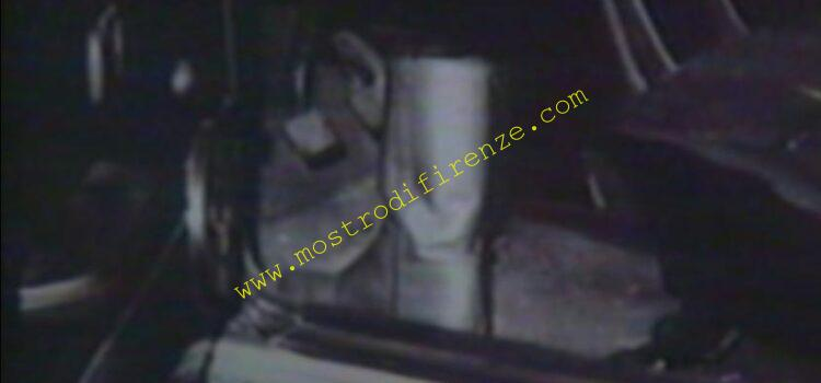 <b>23 Ottobre 1981 I corpi di Susanna Cambi e Stefano Baldi: Foto</b>